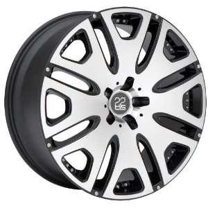 TIS TIS14BP22938 TIS14 BLACK Wheel Rim 22 9.5x6 6x139.7