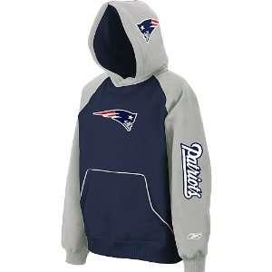 New England Patriots NFL Youth Helmet Hoodie (X Large