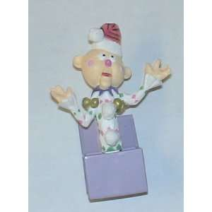 Rankin Bass Rudolph the Red Nosed Reindeer Pvc Figure Jack