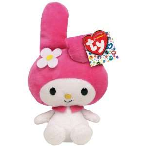 Ty Beanie Baby My Melody Hello Kitty Friend Toys & Games
