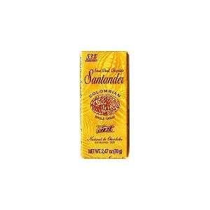 Sanander Single Origin Colombian Semi swee Dark Chocolae Bar   53%