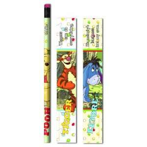 Pooh Bulk Wood Pencils, Box of 144 pencils (10160A