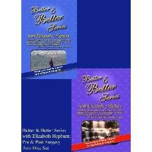 ; Pre & Post Surgery Ben Bryant, Elizabeth Hepburn Movies & TV