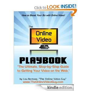 The Online Video Playbook The Ultimate Step by Step Guide to Getting
