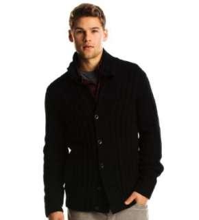 Armani Exchange Leather Detail Jacket Clothing