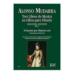 de Musica en Cifras para Vihuela (Sevilla 1546) Musical Instruments