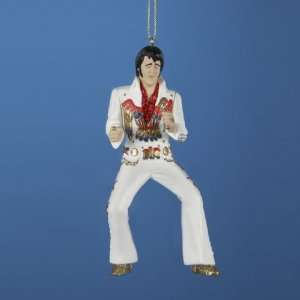 Club Pack of 12 Elvis Presley in White Eagle Jumpsuit