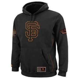 San Francisco Giants Pitch Black Hoodie