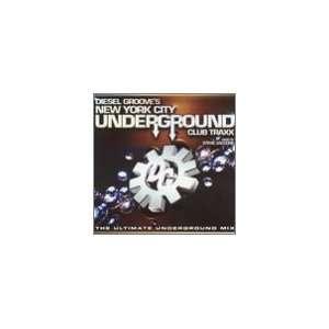 Diesel Grooves New York City Underground Club Stevie Zaccone Music