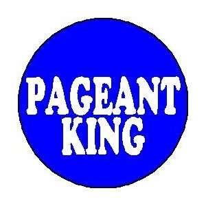 KING 1.25 Pinback Button Badge / Pin ~ Beauty Queen