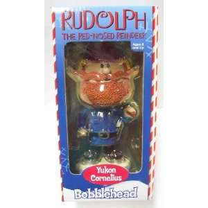 and the Island of Misfit Toys Yukon Cornelius Bobblehead: Toys & Games