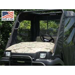Kawasaki Mule 3000/3010 Door/Rear Window Combo by GCL UTV
