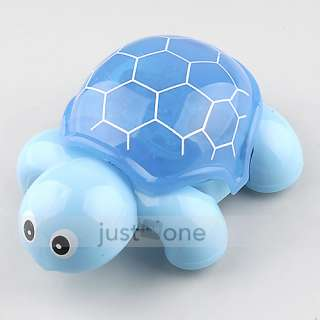 Turtle Toy Baby Child Kids Crawl Action Singing Light Tortoise