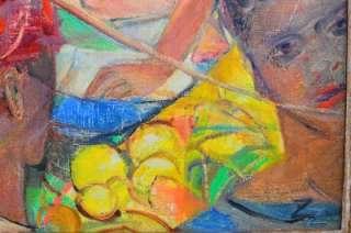 Zulma Steele Bahamas Caribbean Modernist Painting Byrdcliffe Woodstock