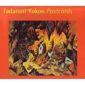 YOKOO POSTCARDS (RED COVER) TADANORI). Yokoo, Tadanori. (YOKOO