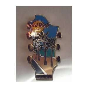 Series Palms on Beach Hard Rock Cafe Pin Le (37634) Everything Else