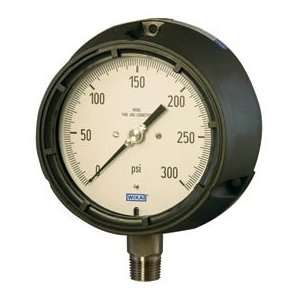 Type 262.34 400psi Gauge   1/2 Npt Lm Pocan: