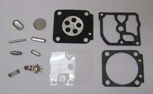 STIHL FS85 BG75 ZAMA RB66 CARBURETOR REBUILD KIT