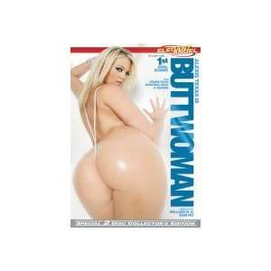 Alexis Texas Is Buttwoman DVD