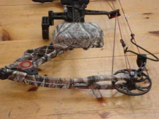 Mathews Z7 Bow Package New 60 70# 28.5 Rest sight peep stabilizer