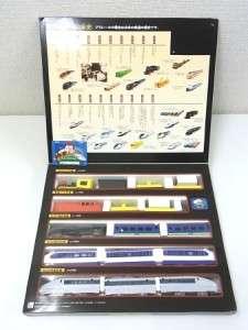 Tomy Tomica Thomas Plarail 40th Anniversary 5 Train Limited Edition
