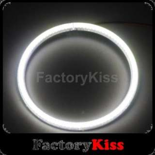 2x SUPERIOR QUALITY 140mm BMW Angel Eyes LED Ring Light #645