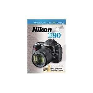 Nikon D90 Magic Lantern DVD Guides   TUTORIAL DVD Lark