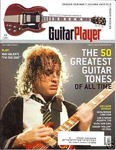 Player Magazine (October 2004) AC/DC Angus Young / Roger McGuinn