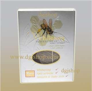 หน้าขาว / Yoko Herbal Whitening Soap Honey Extract