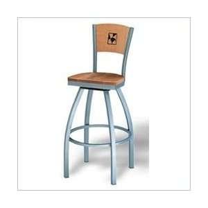 com Vinyl   Naugahyde Paprika Grand Rapids Chair Artisan Custom Wood