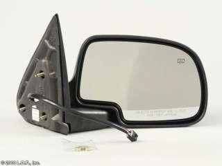 Chevy GMC SUV PickUP Truck Passenger PS RH Side View Mirror Power Heat