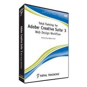 com Total Training For Creative Suite 3 Web Design Workflow Software