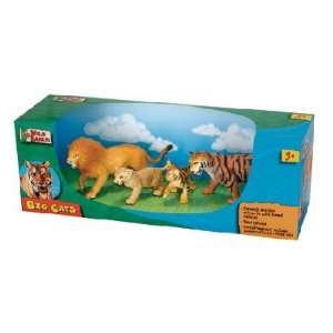 Wild Safari Big Cats Gift Set Toys & Games