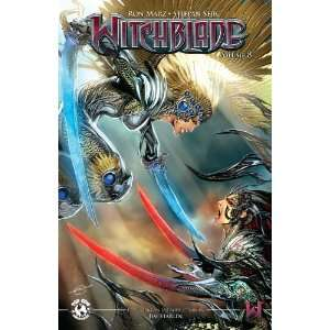 Witchblade Volume 8 (9781607061021) Ron Marz, Stjepan Sejic Books