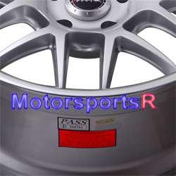 20 20x9 20x11 XXR 526 Silver Polished Lip Rims Staggered Wheels 5x114