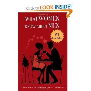 What Women Know About Men Blank Gag Book (9781460994016