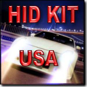 H4 9003 HB2 Bi XENON HID LIGHT KIT FOR HIGH & LOW BEAM