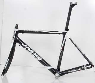 2011 JAMIS XENITH COMP FULL CARBON ROAD BIKE FRAME SET RACE BICYCLE
