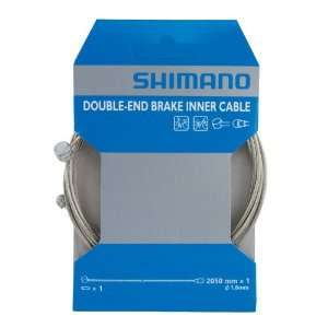 Shimano Stainless Steel universal Brake Cable (1.6x2050 mm
