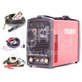 INVERTER MULTIPROCESSO TM 233 MIX