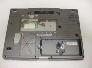 Dell Latitude D810 Laptop PM 1.73 GHz / 1GB RAM / WiFi