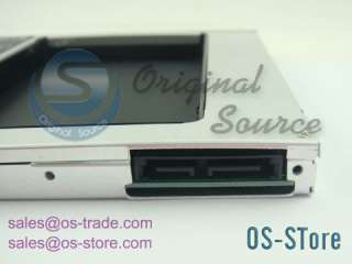 use a standard/ universal SATA DVD drive and the high is 9.5mm