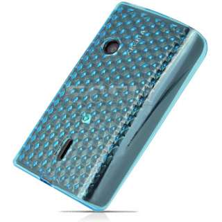TPU SILICONE GEL SKIN CASE COVER FOR SONY ERICSSON XPERIA X8