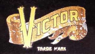 There was no connection with the Victor Talking Machine Company (later