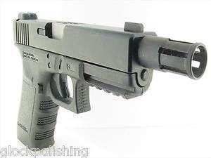Lone Wolf Glock 21 Threaded Barrel and Compensator 45