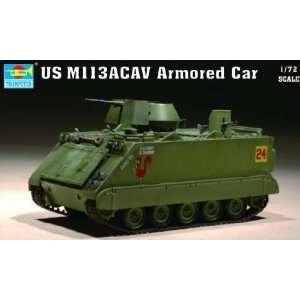 Trumpeter 1/72 US M113ACAV (Armored Cavalry Assult Vehicle