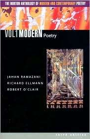 Norton Anthology of Modern and Contemporary Poetry, Vol. 1
