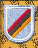 28th Pathfinder Infantry Airborne beret flash patch #2