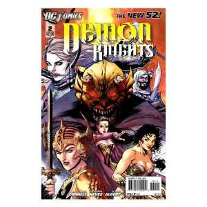 Demon Knights #2 Books