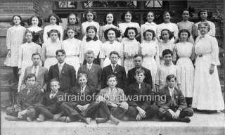 Photo Woodstock Illinois High School Class of 1915